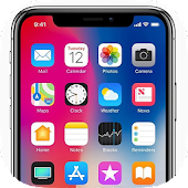 Tải Phone X Launcher, OS 11 iLauncher & Control Center APK