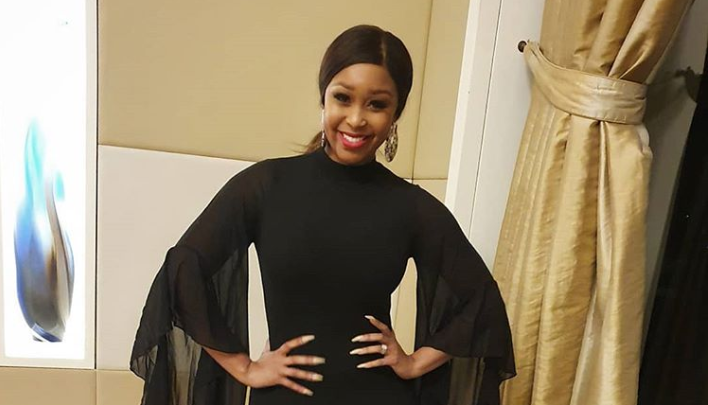 Minnie Dlamini-Jones hitting the gym ahead of DStv awards hosting gig - SowetanLIVE