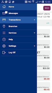 Infuze Credit Union- screenshot thumbnail