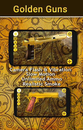 Golden Guns Weapon Simulator 1.3 screenshots 1