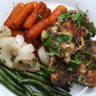 1. Slow Cooker Balsamic Chicken
