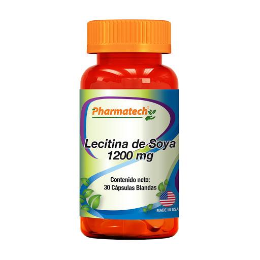 Lecitina De Soya 1200Mg Pharmatech