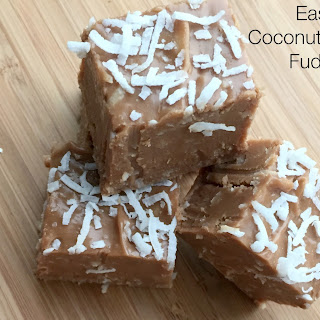 Easy Coconut Rough Fudge Recipe