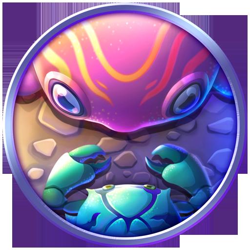 Crab War 冒險 LOGO-玩APPs