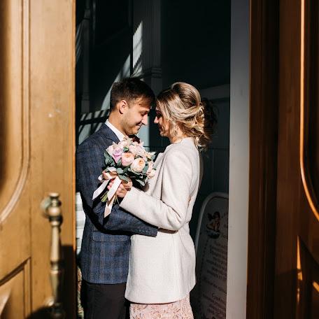 Wedding photographer Marina Ponomareva (ponomarewwa). Photo of 17.01.2018