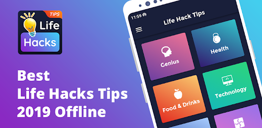 Hack Tips For Easy Life - 2019 (offline) - by Dhyana software