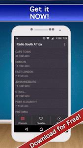📻 South Africa Radio FM & AM! screenshot 12