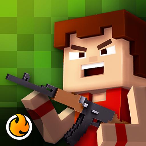 Pixels vs Blocks: Online PvP