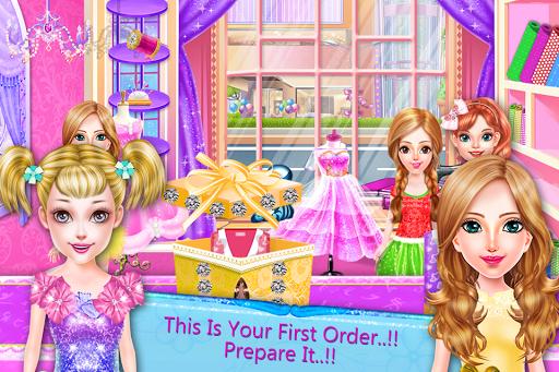 免費下載休閒APP|衣料品工場の女の子のゲーム app開箱文|APP開箱王