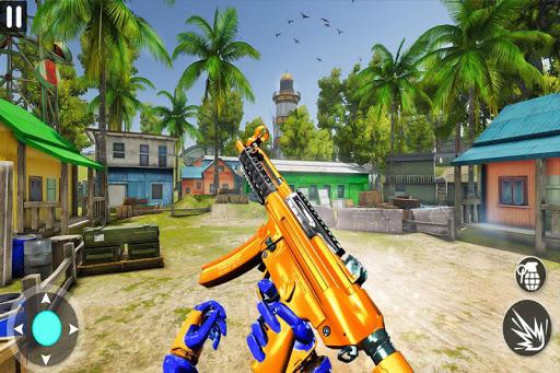 Counter Terrorist Robot Game: Robot Shooting Games 1.5 screenshots 1