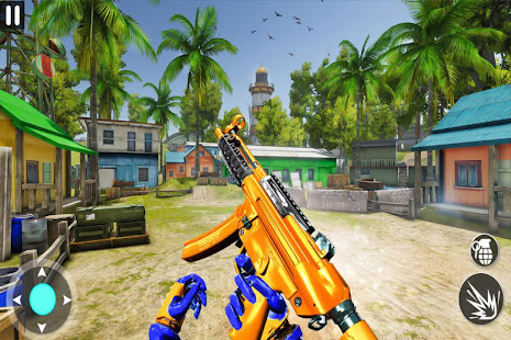 Download Counter Terrorist Robot Game: Robot Shooting Games For PC Windows and Mac apk screenshot 1