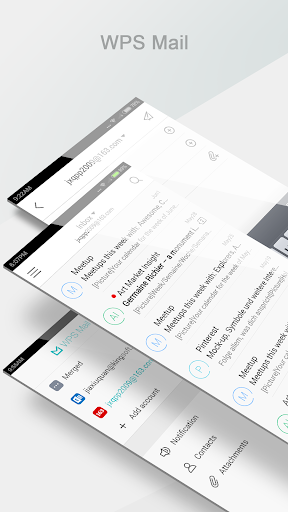 WPS Mail app (apk) free download for Android/PC/Windows