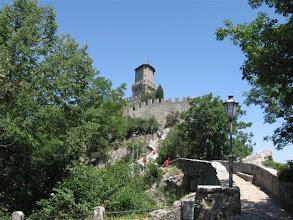 Photo: věž Guaita