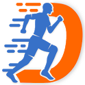 Running, Walking, Cycling, Activity Tracker:Dynamo icon