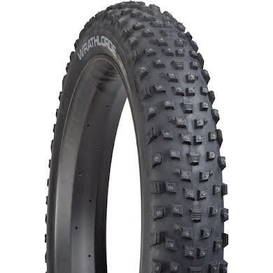 45NRTH Wrathlorde Studded Fat Bike Tire - 26 x 4.2, Tubeless, 120tpi
