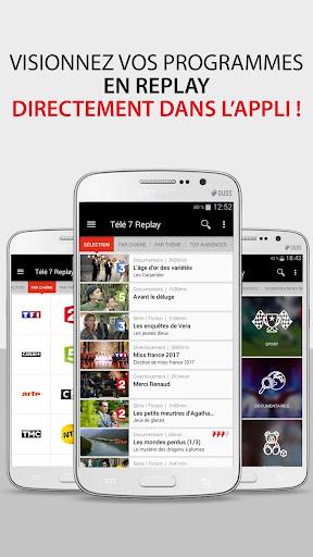 Télé 7 – Programme TV & Replay screenshot 4