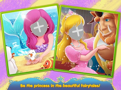 Princess Mirror Selfie Camera- screenshot thumbnail