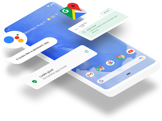 Platform notifications on Android phone