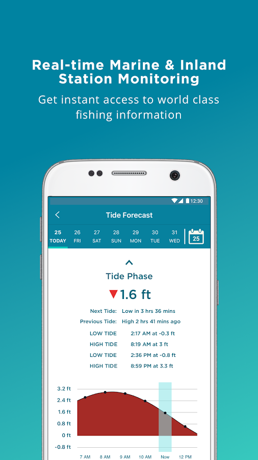 Fish Angler - Fishing Reports, Forecast & Logbook- screenshot