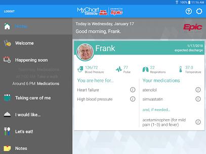 MyChart Bedside – Android APK Mod 2