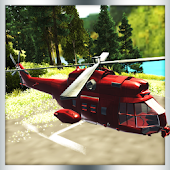Forest Helicopter Rescue Simulator Android APK Download Free By MobilePlus