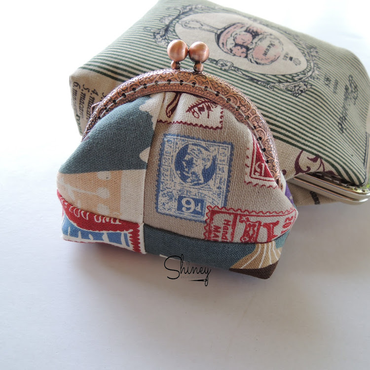 Handmade Frame Coin Purse