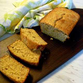 Brown Sugar-Sour Cream Banana Bread.