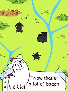 Pig Evolution - Clicker Game- screenshot thumbnail