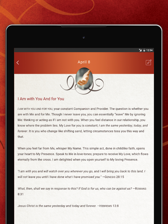 Jesus Calling - Android Apps on Google Play