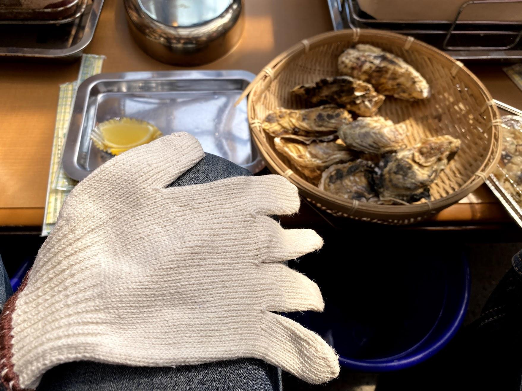 一人に一つの手袋