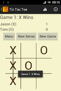 Tic Tac Toe - Free, Lite Game- screenshot thumbnail