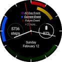 First - a Calendar Watchface icon