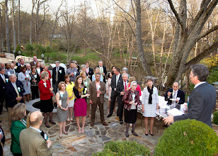 Photo: Kathy Manning and Randall Kaplan host The Bertha L. and Moses H. Cone Society reception at their home on Wednesday, April 2, 2014 in Greensboro, NC.