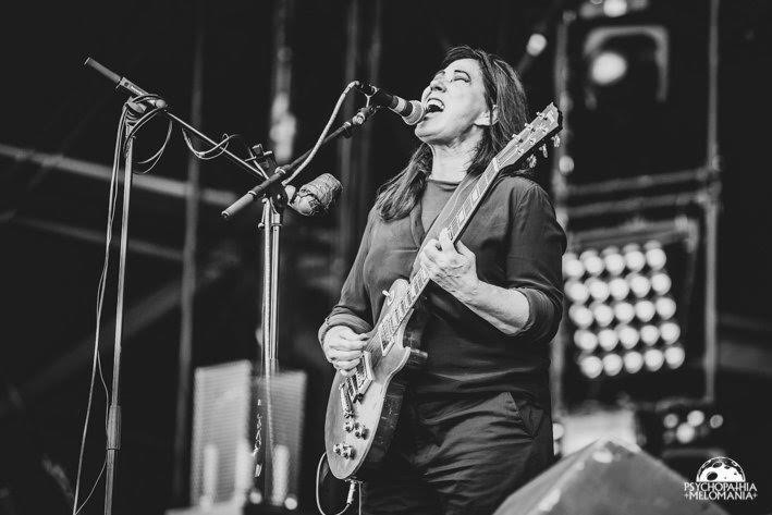 The Breeders @Main Square Festival 2018, Arras 06/07/2018