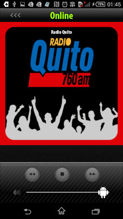 Radios de Ecuador 1.0 screenshot 2089995