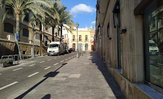 Almería se cierra