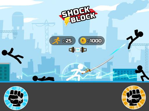 Stickman Fighter Epic Battle 2 screenshots 3
