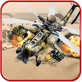 Military Helicopter War
