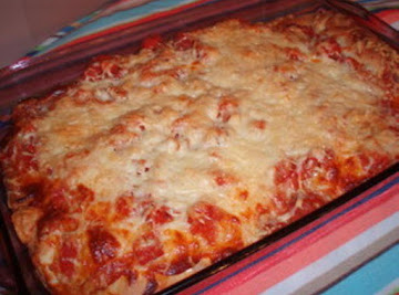 Chicago Style Pan Pizza Recipe