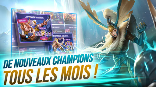 Dungeon Hunter Champions: De l'Action RPG en ligne  captures d'écran 6
