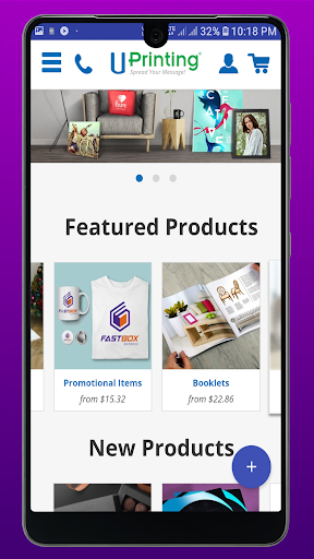 Online Printing Sites - Online Print Store screenshot 5