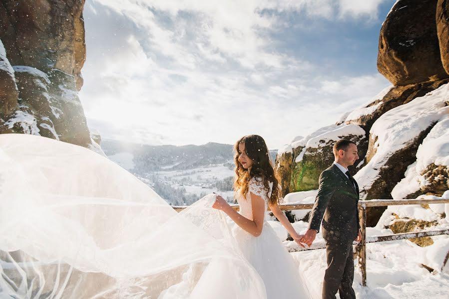 Wedding photographer Volodymyr Harasymiv (VHarasymiv). Photo of 07.02.2018