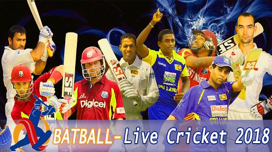 BatBall-Live Cricket 2018 - náhled
