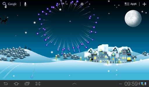 玩免費個人化APP|下載크리스마스 이브 app不用錢|硬是要APP
