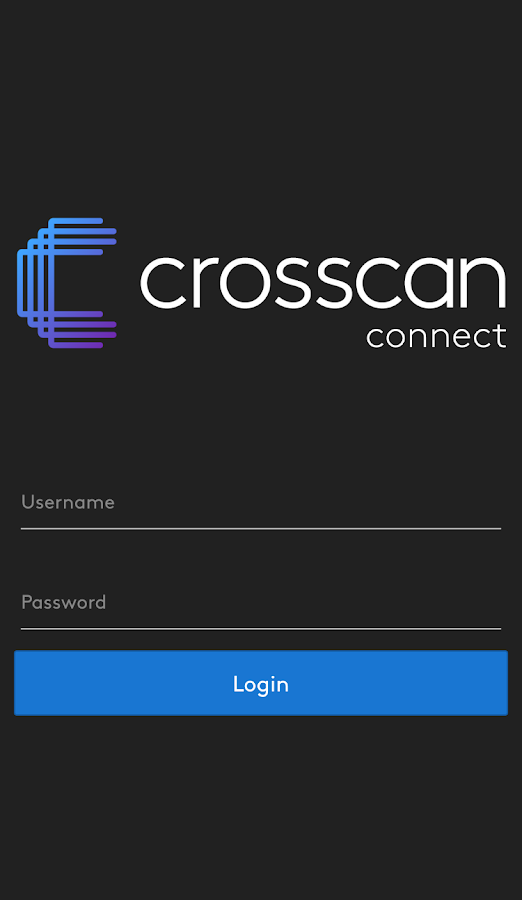 Crosscan- screenshot