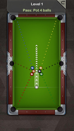 Pool Masters - One Shot Clear All Billiards Town 1.1.0 screenshots 2