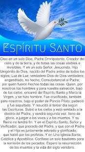 Novena al Espíritu Santo - náhled