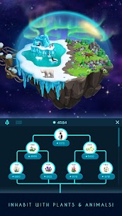 Evergreen – Space Gardens Idle Game Mod Apk (Unlimited Money) 3