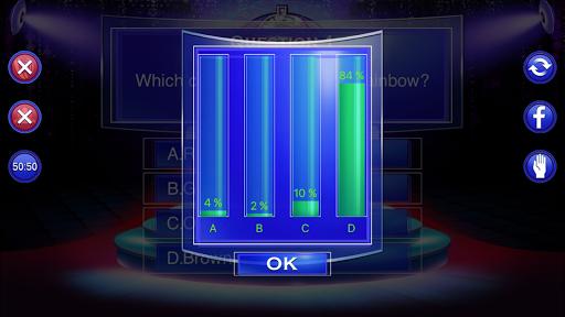 Millionaire Quiz 2018 - Trivia Game Free 2.3 screenshots 16