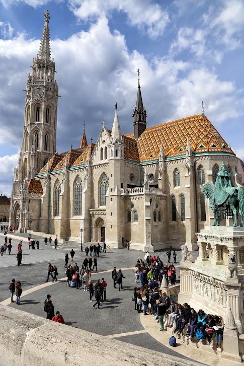 kościół Macieja, Budapeszt, Buda